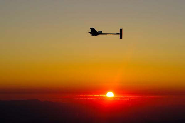 Photo courtesy of  © SOLAR IMPULSE.