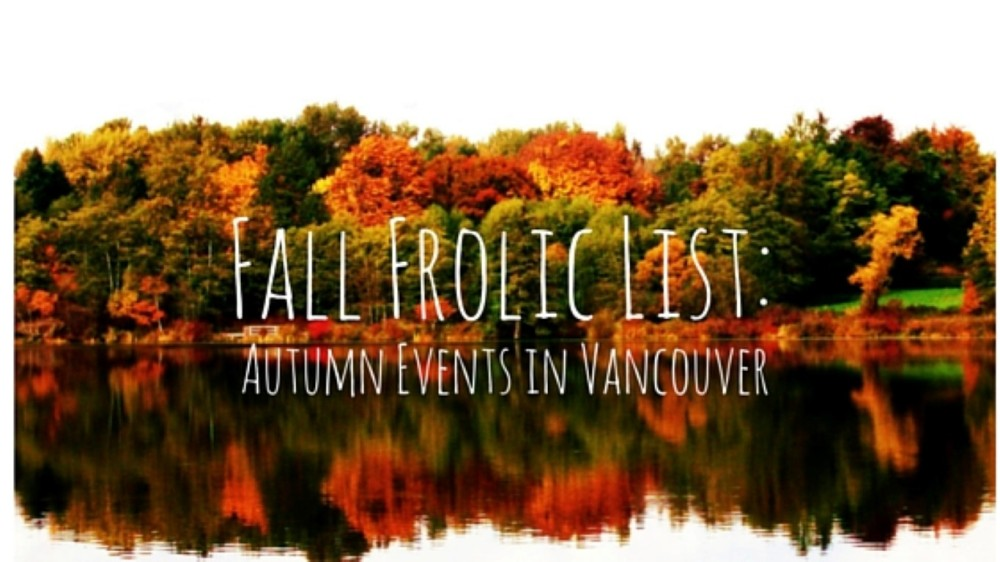 Fall frolic list (Medium)