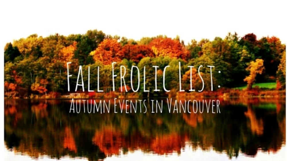 Fall frolic list (Medium)